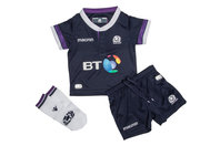 Macron Scotland 2017/18 Home Infant Kids Rugby Kit
