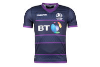 Macron Scotland 7s 2017/18 Home S/S Replica Rugby Shirt