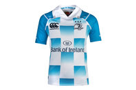 Canterbury Leinster 2017/18 Kids Alternate S/S Pro Rugby Shirt