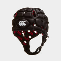 Ventilator Rugby Head Guard Black Kids