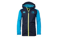 Canterbury Leinster 2017/18 Kids Full Zip Shower Proof Rugby Jacket