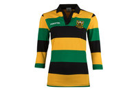 Macron Northampton Saints 2017/18 Ladies Supporters Cotton Rugby Shirt