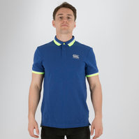 Canterbury CCC Tipped Off Field Polo Shirt