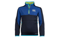 Canterbury Thermoreg 1/4 Kids Zip Spacer Fleece Training Top