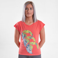 Canterbury CCC Graphic Logo Ladies T-Shirt