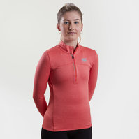 Canterbury CCC Vapodri Poly Ladies 1/4 Zip Training Top