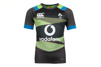 Canterbury Ireland IRFU 2017/18 Kids Pro S/S Rugby Training Shirt