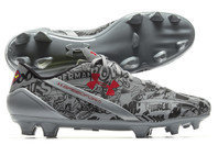 Under Armour Speedform CRM Alter Ego Superman FG Football Boots