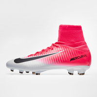 Nike Mercurial Superfly V Kids FG Football Boots