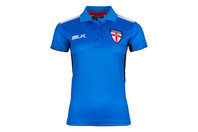 BLK England Rugby League 2016/17 Ladies Training Polo Shirt