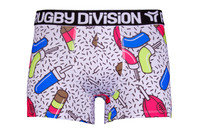 Rugby Division Ice Cream Graphic Boxer Shorts