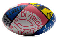 Rugby Division Graphic Rugby Training Ball