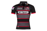 Macron Edinburgh 2017/18 Players Home Test Rugby Shirt