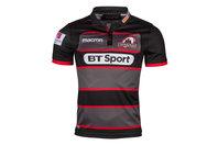 Macron Edinburgh 2017/18 Home S/S Replica Rugby Shirt