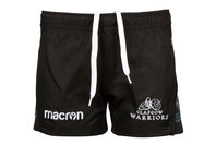 Macron Glasgow Warriors 2017/18 Kids Home Rugby Shorts