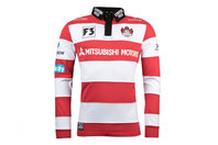 X Blades Gloucester 2017/18 Home Cotton Supporters Rugby Shirt