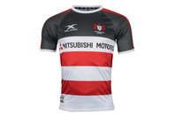 X Blades Gloucester 2017/18 Roskill Rugby Training T-Shirt