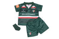 Kukri Leicester Tigers 2017/18 Infant Home Replica Rugby Kit