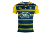 Canterbury Cardiff Blues 2017/18 3rd Pro S/S Rugby Shirt