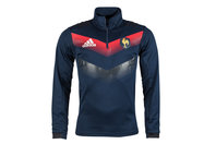 adidas France 2017/18 Players Rugby Training Top