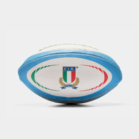 Gilbert Italy Official Replica Mini Rugby Ball