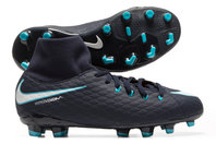 Nike Hypervenom Phelon III Dynamic Fit Kids FG Football Boots