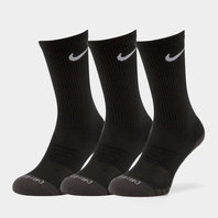 Nike Dry Cushion Crew Training Sock 3 Pairs