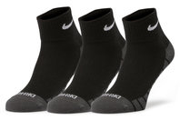 Nike Dry Lightweight Quarter Training Socks 3 Pairs