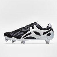 Gilbert Celera V3 Hard Toe 8 Stud SG Rugby Boots