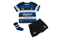 Canterbury Bath 2017/18 Home Infant Rugby Kit