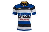Canterbury Bath 2017/18 Home S/S Classic Rugby Shirt