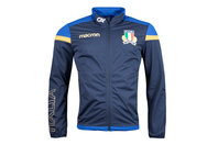Macron Italy 2017/18 Players Anthem Rugby Jacket