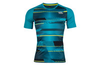 Canterbury Vapodri+ Superlight Graphic Rugby Training T-Shirt