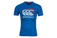 Canterbury Vapodri Largo Logo Rugby T-Shirt