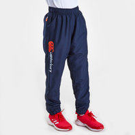 Canterbury CCC Tapered Cuffed Kids Woven Pants
