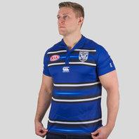 Canterbury Bulldogs NRL 2018 Players Pre Season Rugby Polo Shirt
