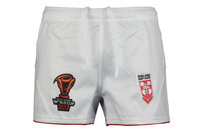BLK England Rugby League 2017 World Cup Players Shorts