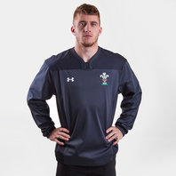 Under Armour Wales WRU 2017/19 Players Contact Rugby Training Jacket
