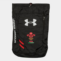 Under Armour Wales WRU 2017/19 Trance Rugby Gym Bag