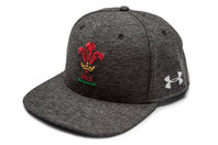 Under Armour Wales WRU 2017/19 Patch Rugby Hat