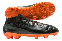 Puma One Lux FG Kids Football Boots