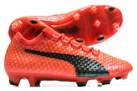 Puma evoPOWER Vigor 3D 1 FG Football Boots