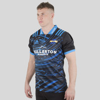 adidas Hurricanes 2018 Super Rugby S/S Training Shirt