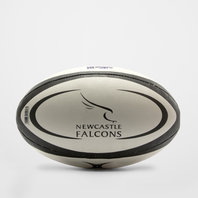 Gilbert Newcastle Falcons Replica Rugby Ball