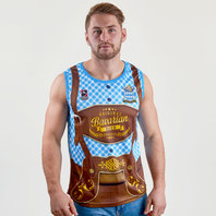 World Beach Rugby Bavaria RFC 2017/18 Home Rugby Singlet