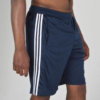 adidas D2M 3 Stripes Training Shorts