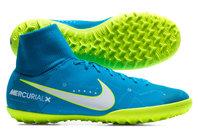 Nike MercurialX Victory VI D-Fit Neymar TF Football Trainers