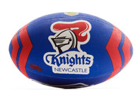 Steeden Newcastle Knights 2018 NRL Rugby League Ball