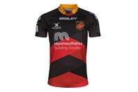 Gilbert Dragons 2017/18 Home S/S Replica Rugby Shirt