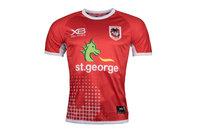 X Blades St George Illawarra Dragons NRL 2018 Rugby Training T-Shirt